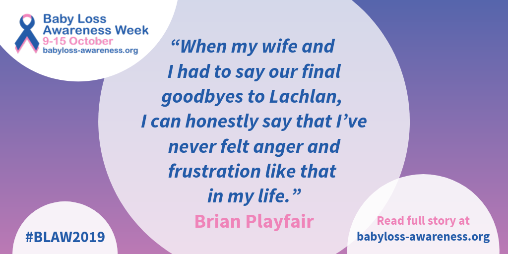 Twitter post - BBLAW stories - Brian Playfair