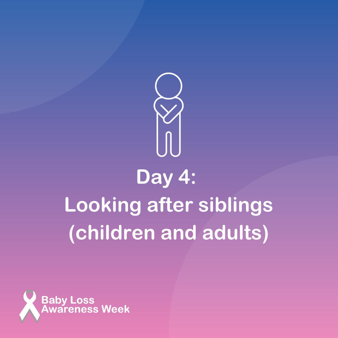 Baby Loss Awareness Week day 4