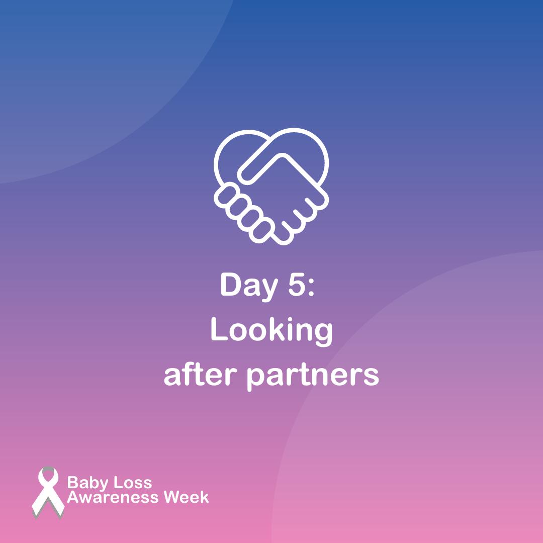 Baby Loss Awareness Week day 5